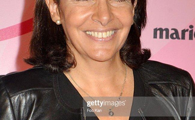 Mayor Of Paris Anne Hidalgo Attends The Octobre Rose 2015