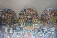 Mexican Wall Murals Stock Photos and Pictures | Getty Images