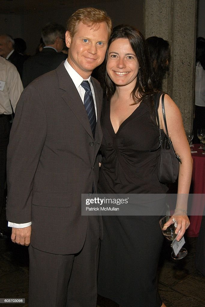 Michael Lewittes and Dahlia Loeb attend WHITNEY MUSEUM ...