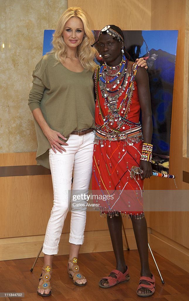 Adriana Karembeu Pictures And Photos Getty Images