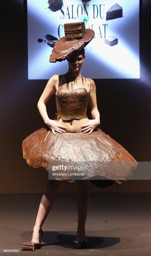 Salon Du Chocolat 2017 foto e immagini  Getty Images
