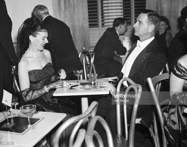 And Cornelius Vanderbilt Whitney Seated Table