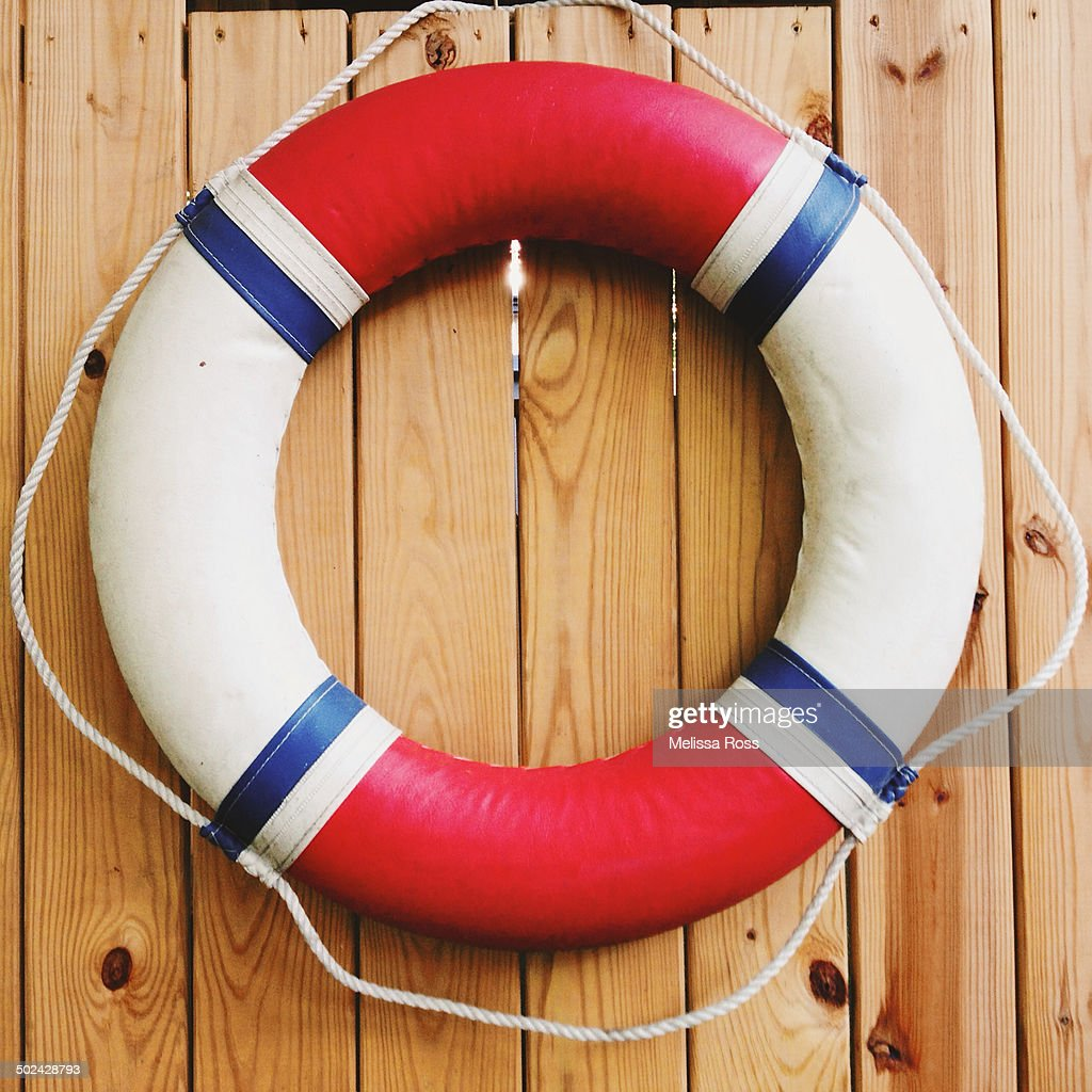 nautical life preserver ring