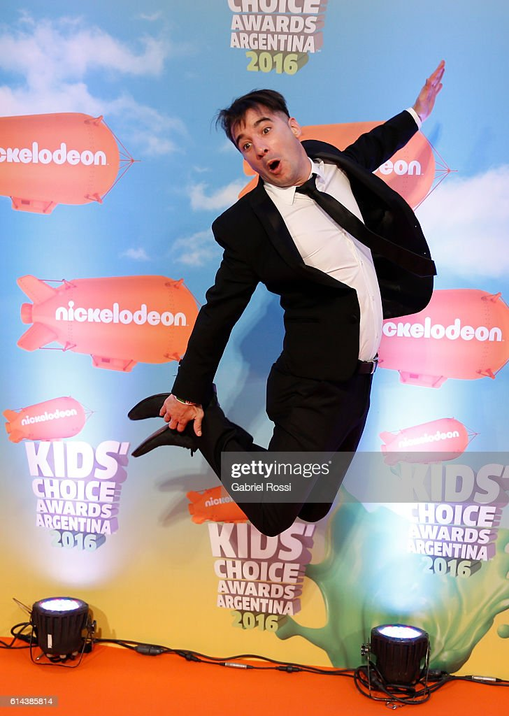 Nickelodeon October 2016 : nickelodeon, october, Nickelodeon, Choice, Awards, Argentina, Photos, Premium, Pictures, Getty, Images