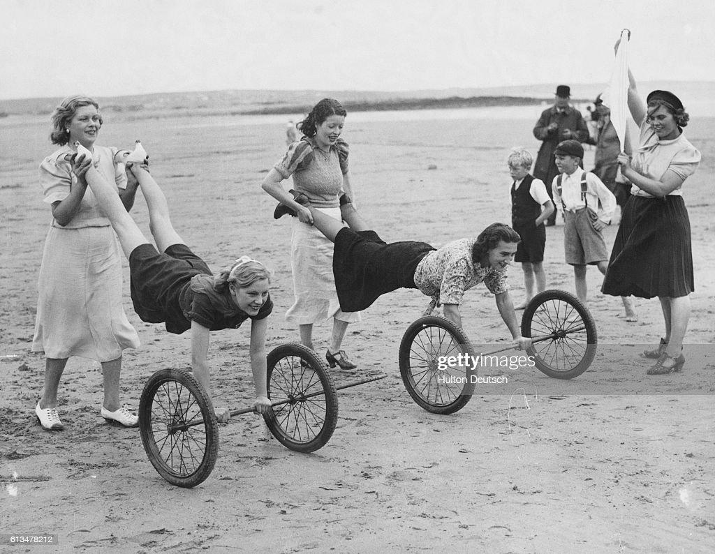 a new seaside sport