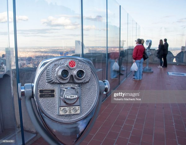 Observation Deck Empire State Building Popular. Getty