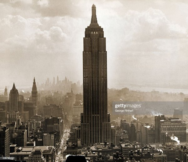 Empire State Building Built Shreve Lamb And Harmon