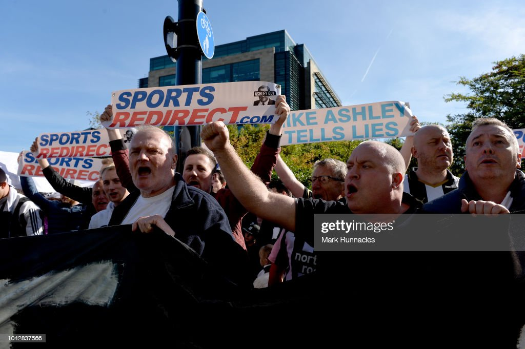 Mike ashley joined the commission in 2014. Newcastle United fans protest against chairman Mike Ashley ...