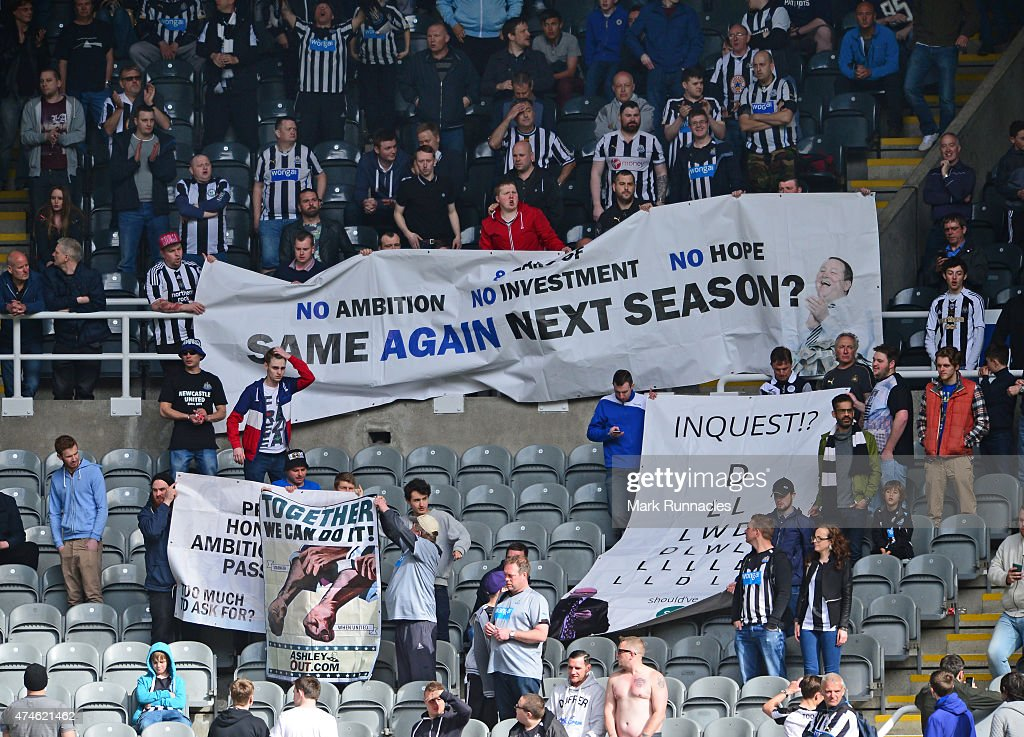 Mike ashley joined the commission in 2014. Newcastle United fans protest against owner Mike Ashley ...