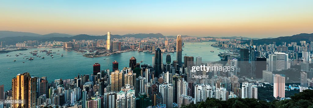 Hong Kong Stock Photos And Pictures Getty Images