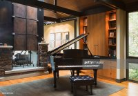 Piano Living Room Stock Photos and Pictures | Getty Images