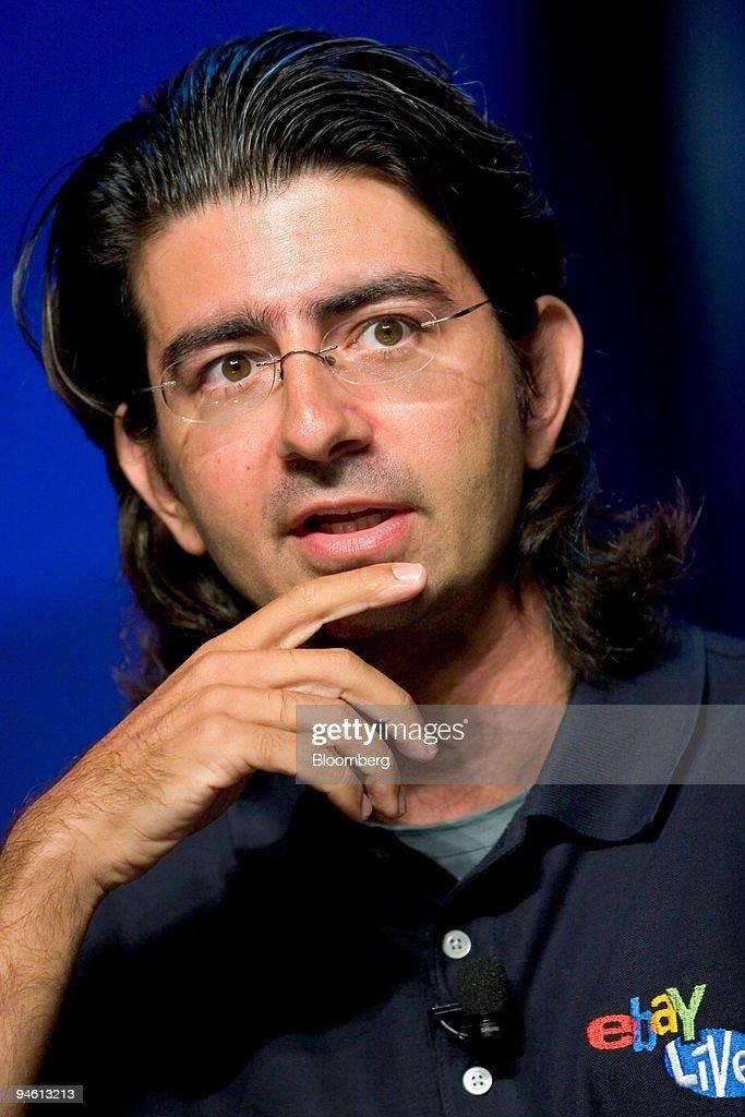 Pierre Omidyar Photos et images de collection  Getty Images