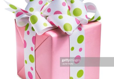 Pink Polka Dot Backgrounds Pictures Images And Stock