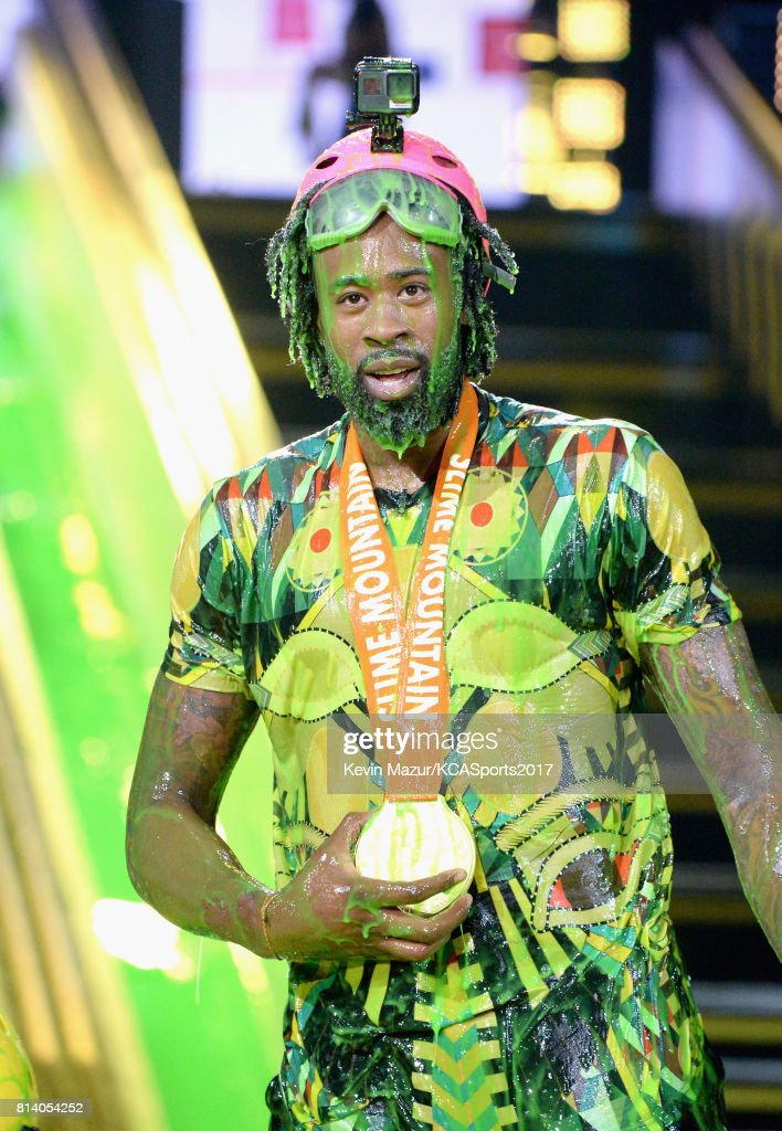 Kids Choice Sports 2017 Slime : choice, sports, slime, Nickelodeon, Choice, Sports, Awards, Roaming, Photos, Premium, Pictures, Getty, Images