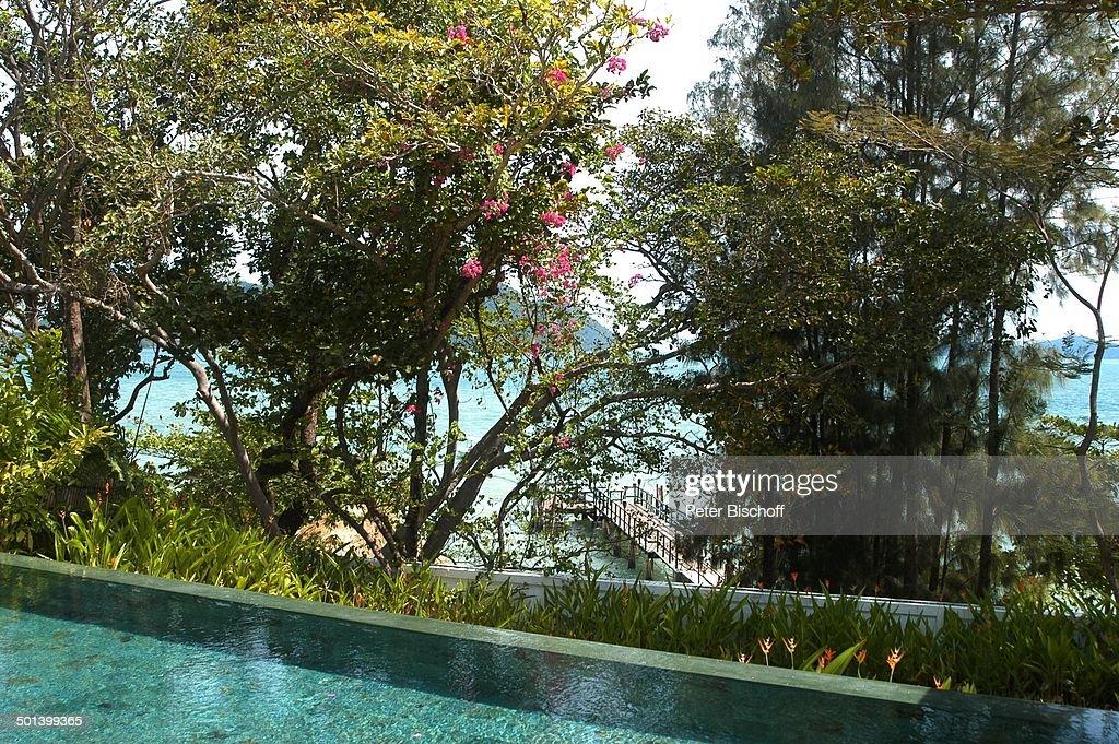 Pool Villa Hotel The Evason Phuket Insel Phuket