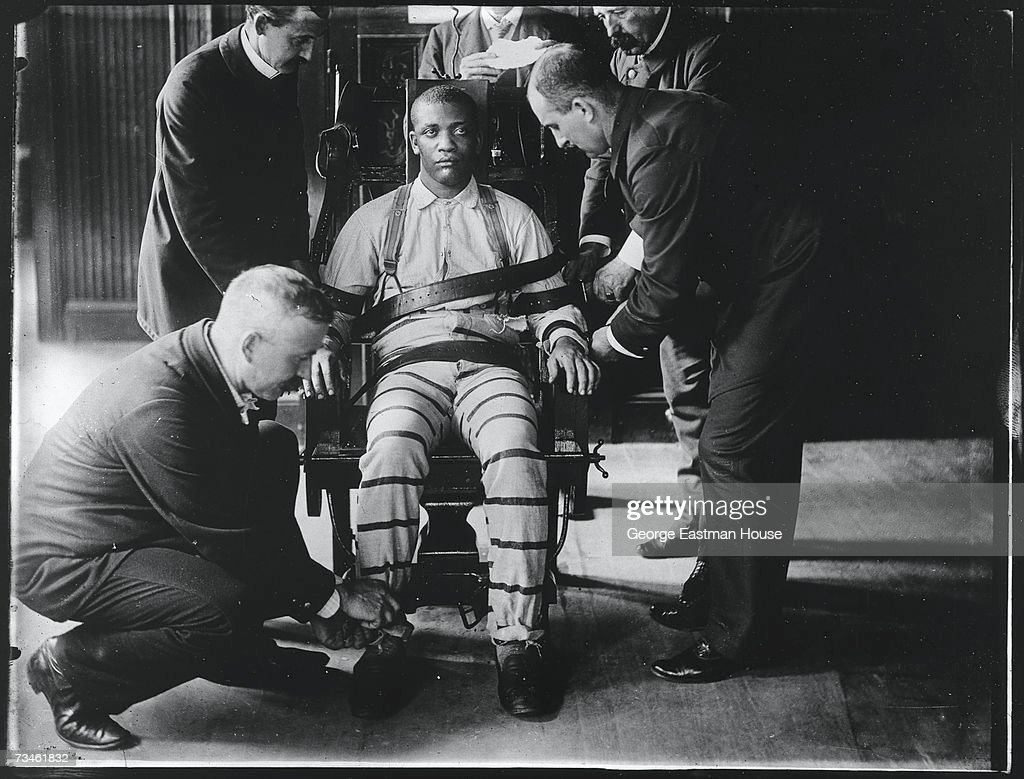death by electric chair video christmas covers target nebraska abolishes penalty getty images