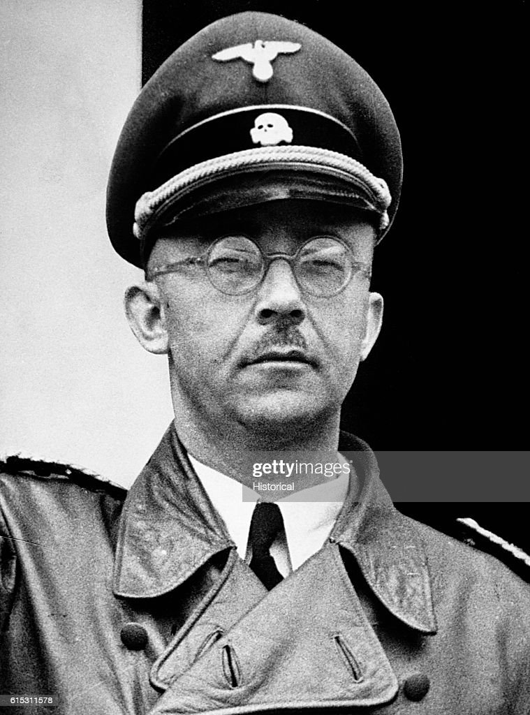 Heinrich Himmler Stock Photos And Pictures  Getty Images