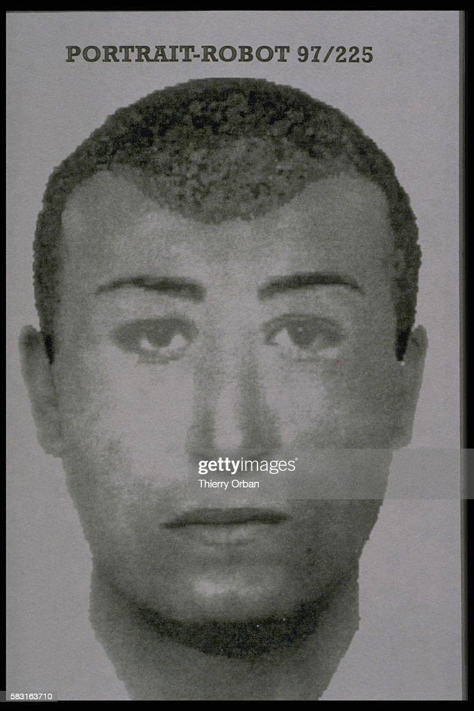 Tueur De L Est Parisien : tueur, parisien, Portrait, Robot, Tueur, Série, L'est, Parisien, Affaire, Guy..., Photo, D'actualité, Getty, Images