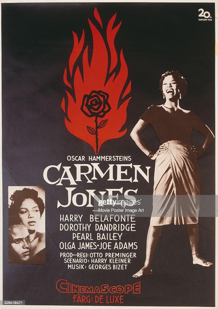 https www gettyimages com detail news photo poster for otto premingers 1954 drama carmen jones starring news photo 529416421
