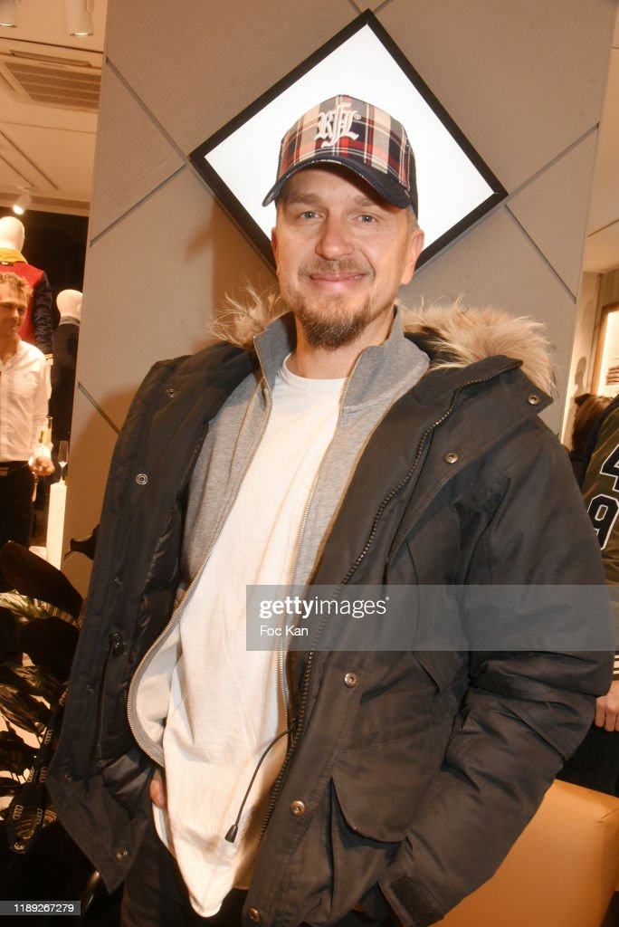 Jean-pierre Gagick : jean-pierre, gagick, Presenter, Pierre, Gagick, Attends, Saint, Germain, Flagship..., Photo, Getty, Images