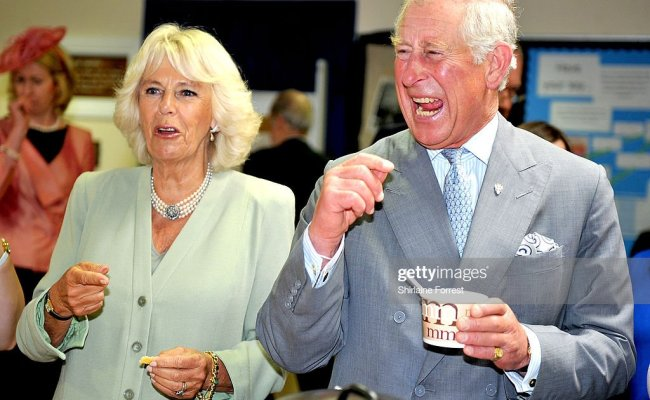 Prince Charles Prince Of Wales And Camilla Duchess Of
