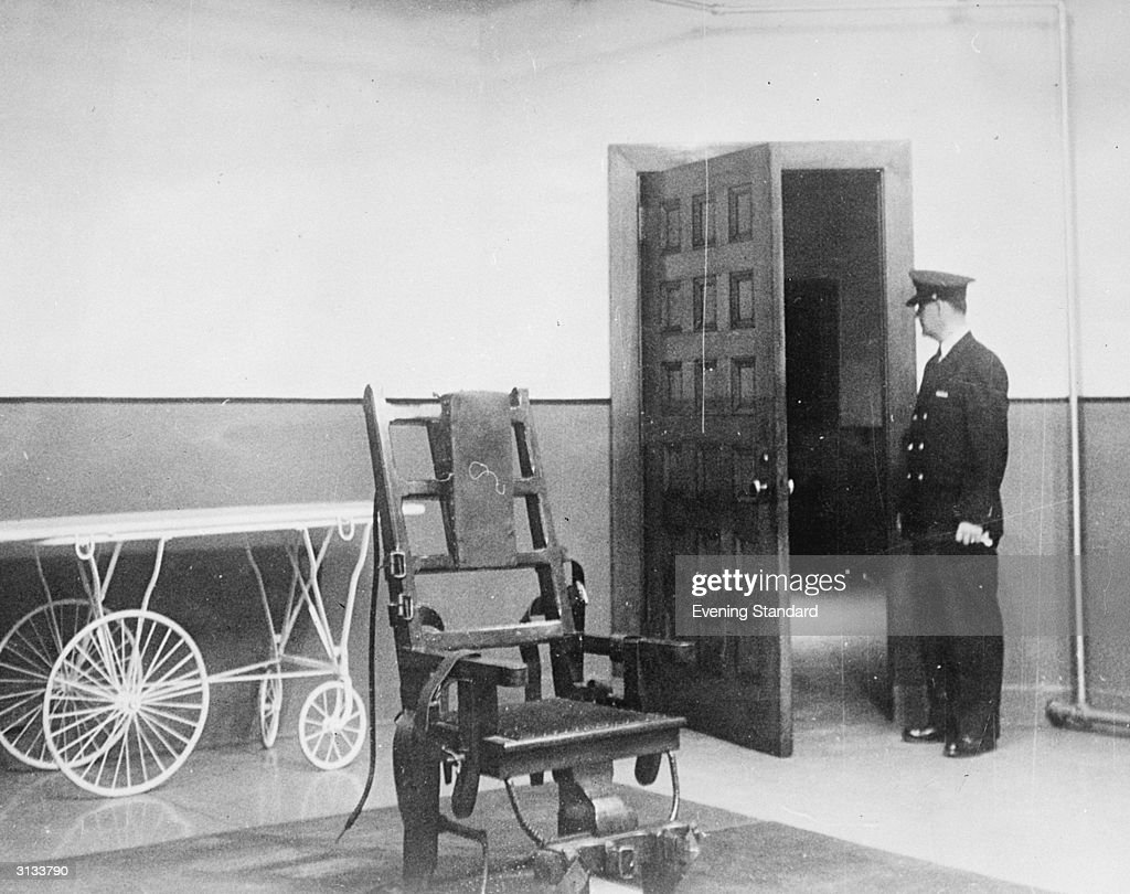 What States Still Use The Electric Chair A Look Back At The Electric Chair Getty Images