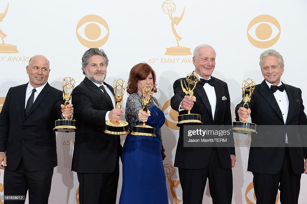 65th Annual Primetime Emmy Awards Press Room Photos And