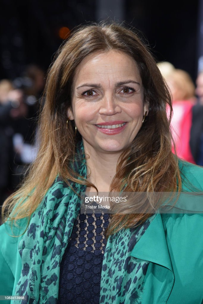 Rebecca Immanuel Attends The Riani Fashion Show During The