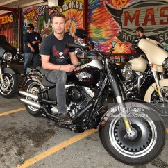 Harley Davidson Dallas Human Liver Cell Diagram Stock Photos And Pictures Recording Artist Dierks Bentley Poses On A Harleydavidson Motorcyle During The Acm Charity Motorcycle Ride Concert