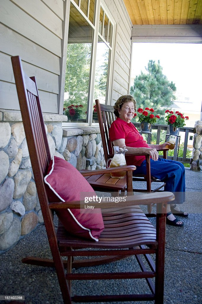 60 Top Old Woman Rocking Chair Pictures Photos  Images