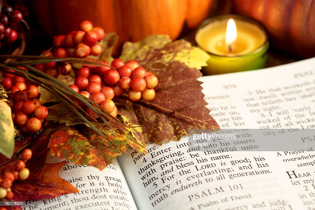 Fall Harvest Computer Wallpaper Religious Thanksgiving Bible Scripture With Fall Leaves