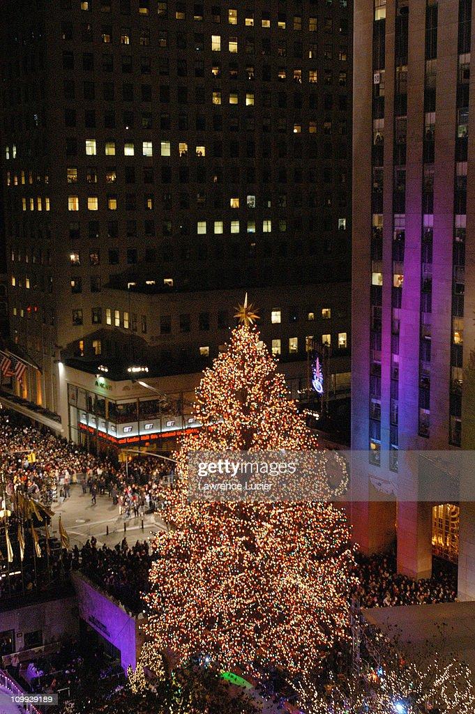 New York Tree Lighting