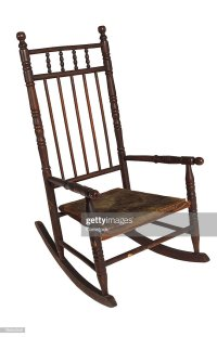Rocking Chair Stock Photo | Getty Images