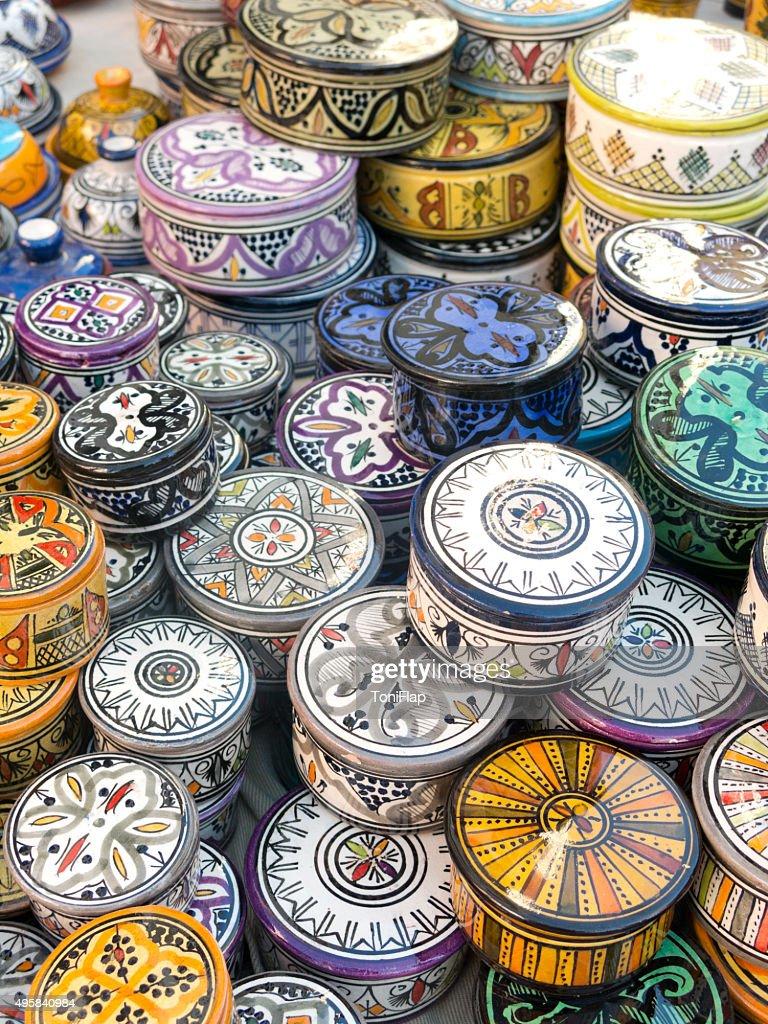Oggetti Tipici Del Marocco