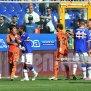 Uc Sampdoria And Brescia Calcio Players React During The