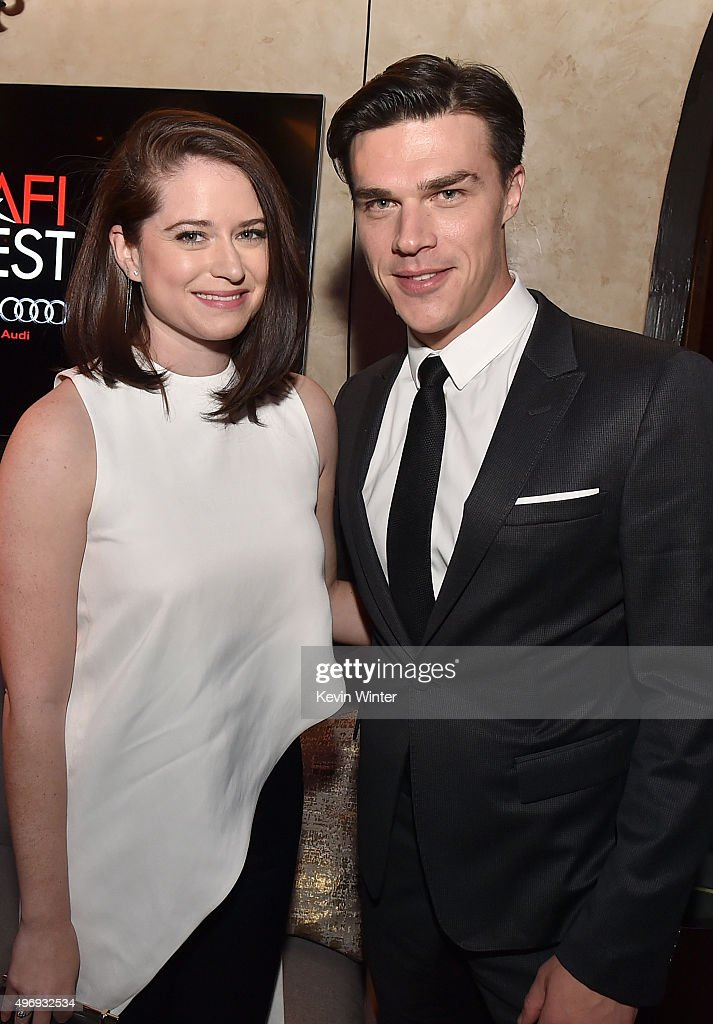 Finn Wittrock Sarah Roberts : wittrock, sarah, roberts, Sarah, Roberts, Actor, Wittrock, Attend, After, Party, The..., Photo, Getty, Images