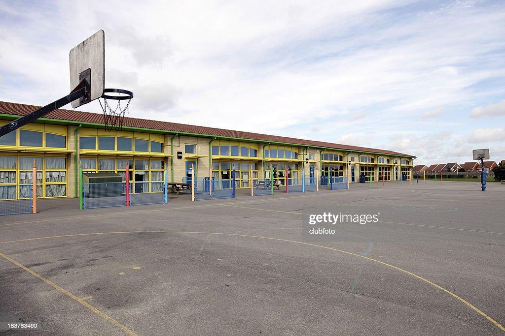Schoolyard Merry Go Round