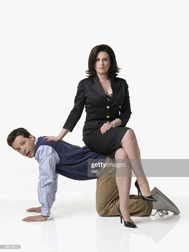 Sean Hayes as Jack McFarland Megan Mullally as Karen