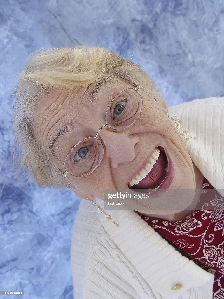 Grandma Stock Image : grandma, stock, image, Crying, Grandma, Photos, Premium, Pictures, Getty, Images