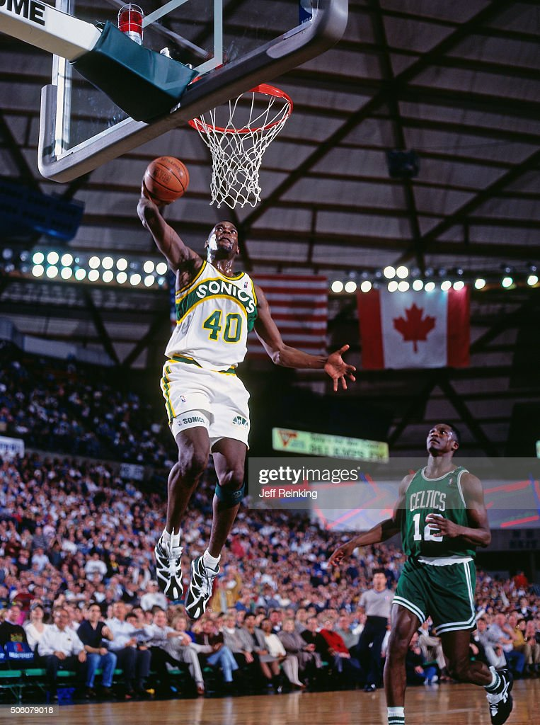 Shawn Kemp Stock Photos And Pictures Getty Images