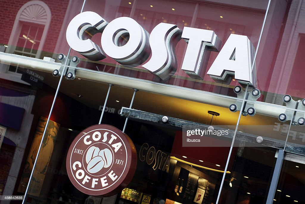 30 top costa coffee