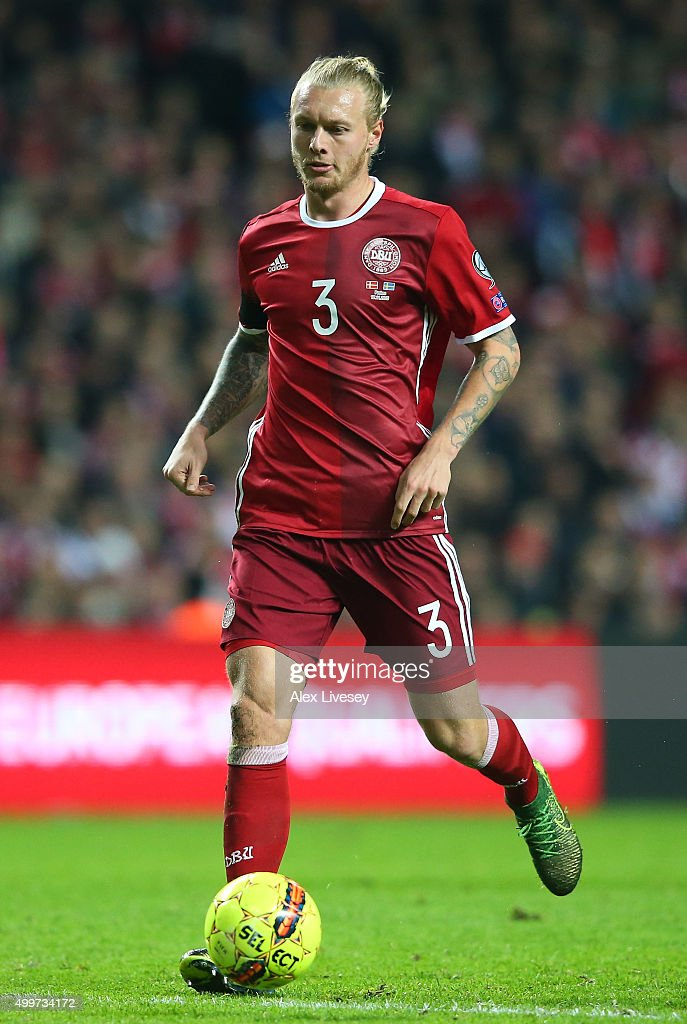 Simon Kjaer Stock Photos And Pictures Getty Images