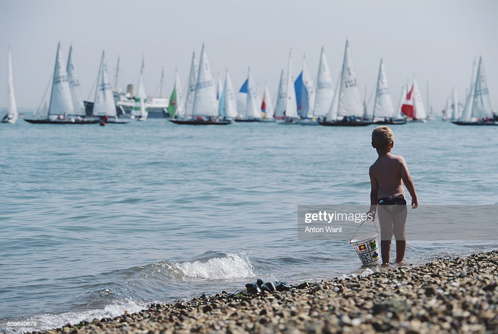 Cowes Week Photos Et Images De Collection Getty Images