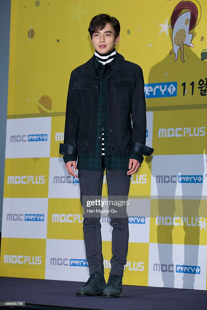 Download Drama Korea Imaginary Cat : download, drama, korea, imaginary, South, Korean, Actor, Seung-Ho, Attends, Press, Conference, MBC..., Photo, Getty, Images