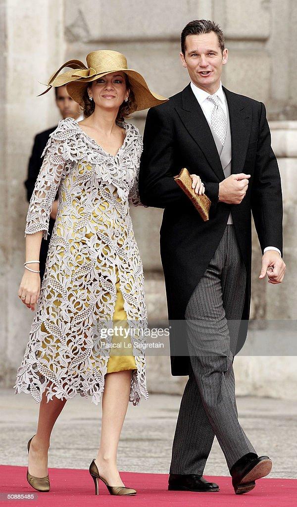 Spain Felipe Wedding King