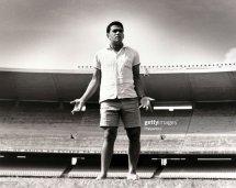 Garrincha Brazil 1958
