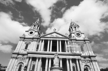 baroque renaissance cathedral paul st london
