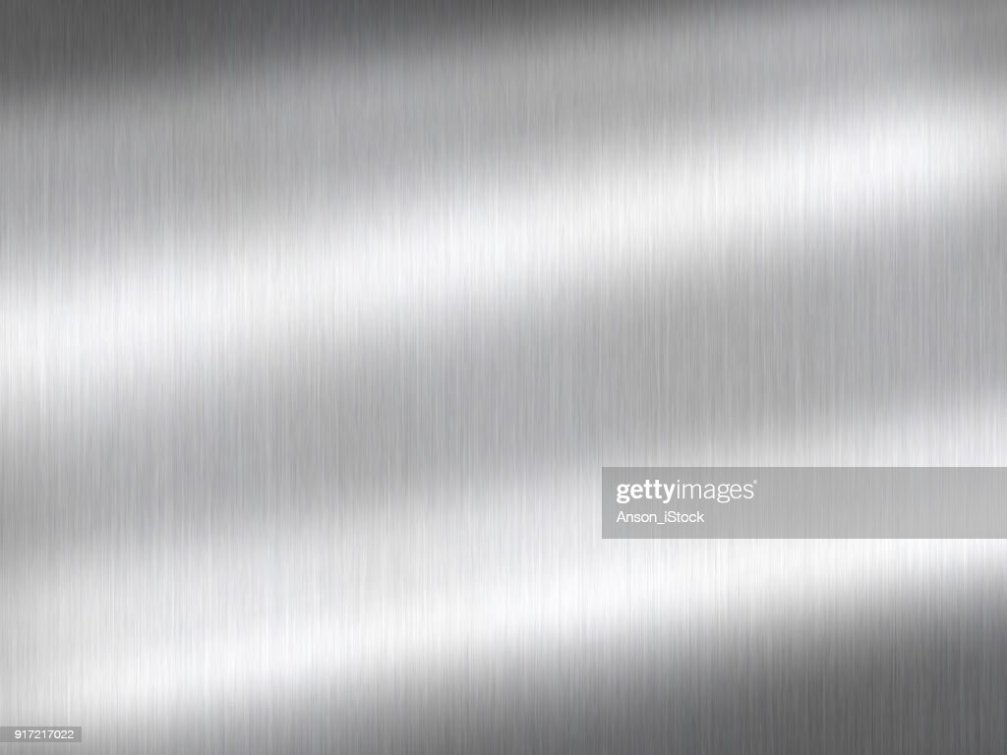 stainless steel texture stock