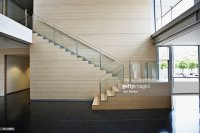 Staircase In Modern Office Building Stock Photo | Getty Images