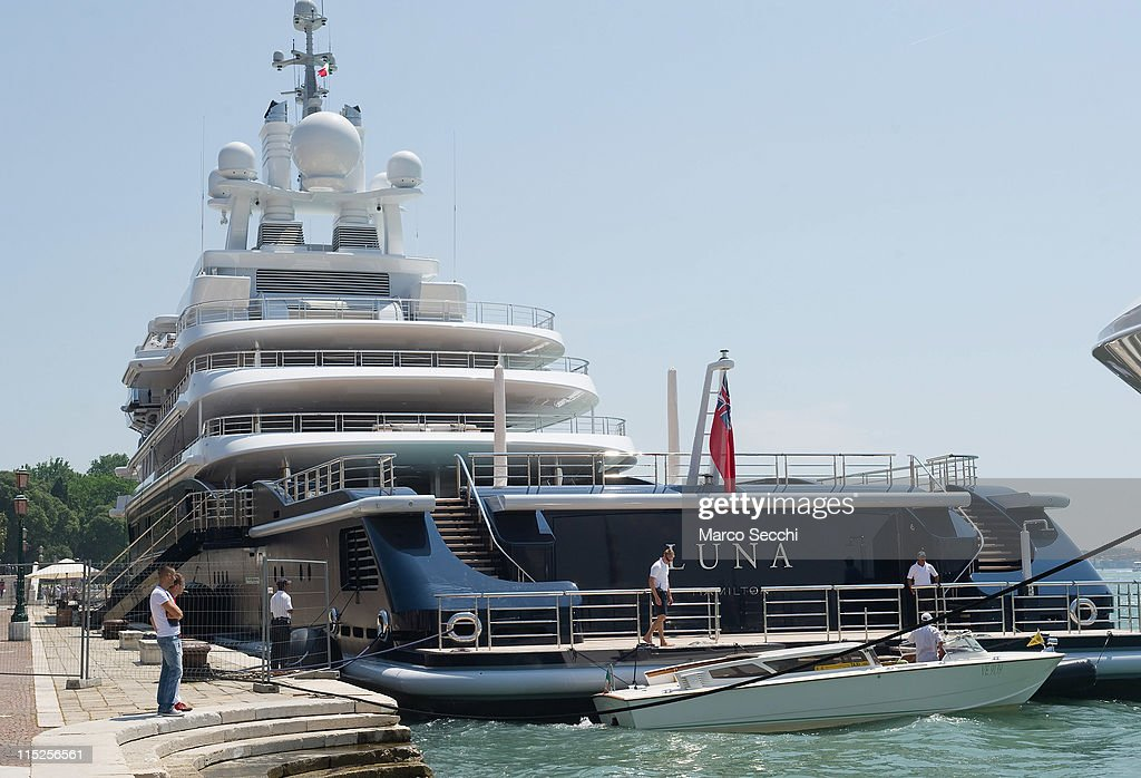 Roman Abramovich's Yacht Upsets Venetians | Getty Images